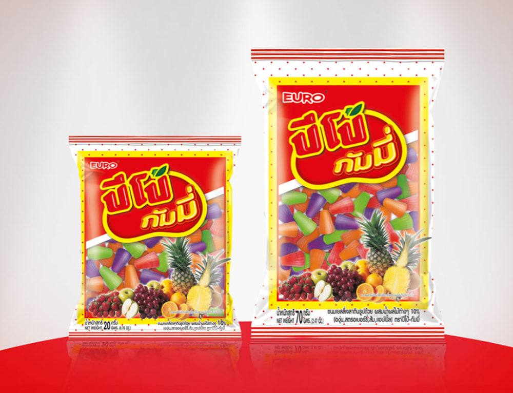 "Brand : Pipo gummy ""jelly Cup"""
